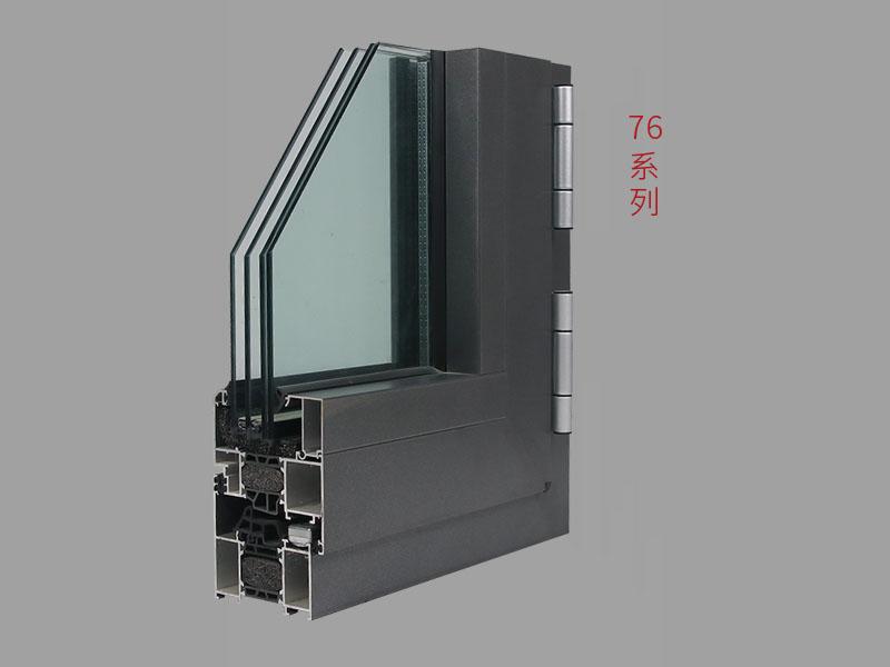 系统门窗76系列