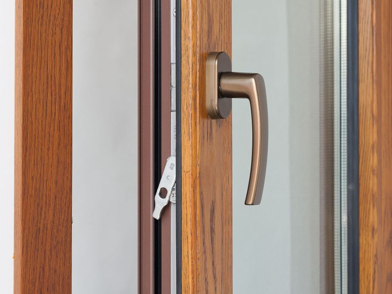 铝木门窗经典案例
